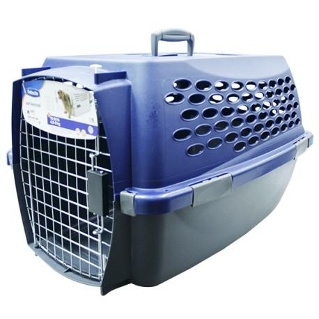 """Transportadora Vari Kennel Azul 24"""" - Envío Gratis"""