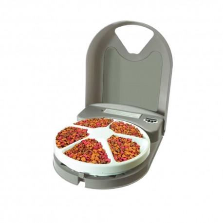 5-Meal Automatic Pet Feeder - Envío Gratis