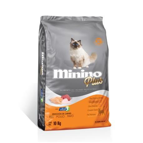 Minino Plus 10 Kg - Envío Gratis