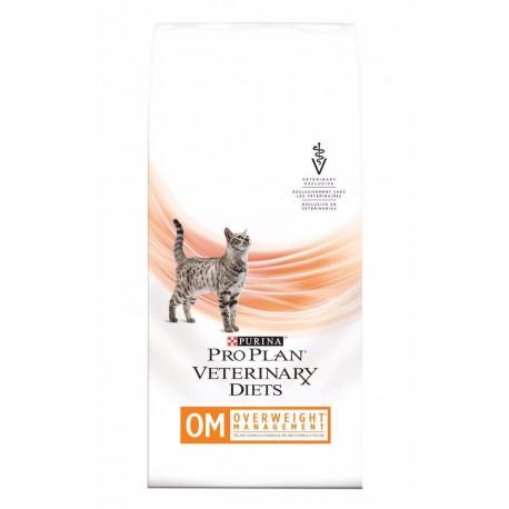 Pro Plan® OM Overweight Feline - Envío Gratis