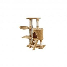 Mueble para Gato con Escalera y Hamaca