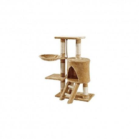 Mueble para Gato con Escalera y Hamaca - Envío Gratis