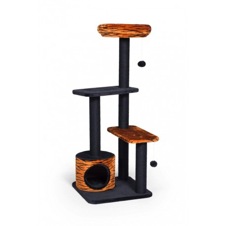 Torre para Gato Kitty Tiger Tower - Envío Gratis