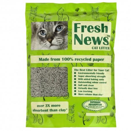 Arena para Gato Fresh News - Envío Gratis