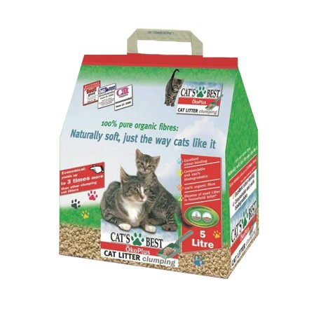 OUTLET: Arena Cat's Best 40 lts - Envío Gratis