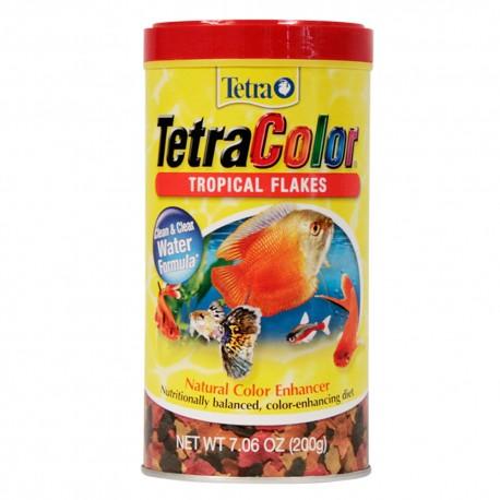 Tetracolor Tropical Flakes - Envío Gratis