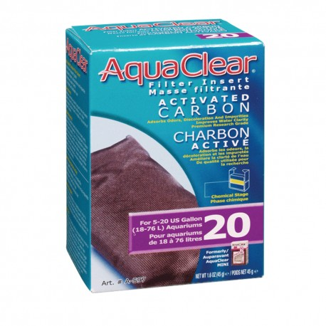 Aquaclear Carbón Mini - Envío Gratis