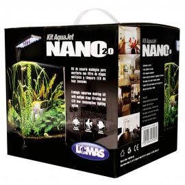 Acuario Nano 9 Lt - Envío Gratis