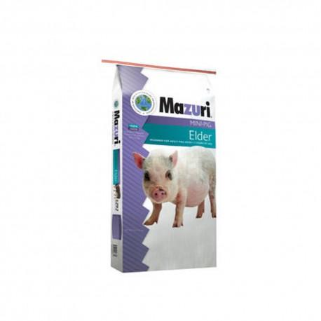 Mazuri Mini Pig Elder - Envío Gratis