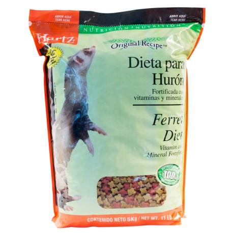 Alimento Huron / Ferret Diet 5 Kg - Envío Gratis