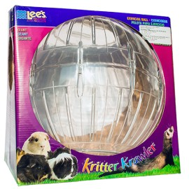 Esfera para Hamsters Transparente - XG - Envío Gratis