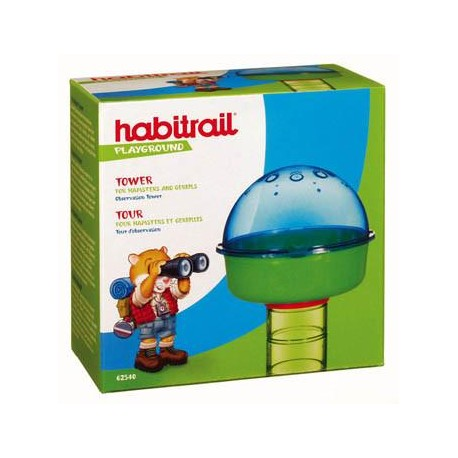 Habitrail Playground Torre - Envío Gratis