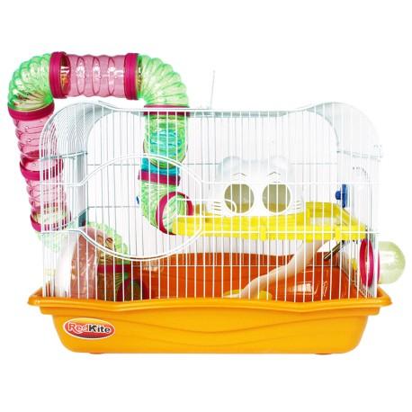 Jaula Fresno III Para Hamster - Envío Gratis