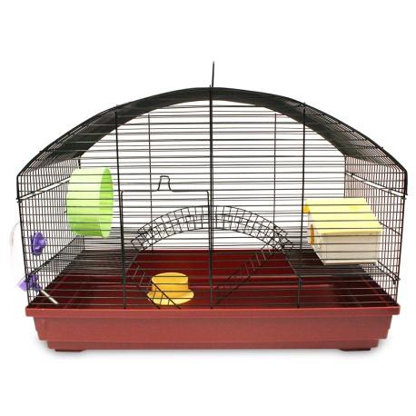 Jaula Santa Fe Para Hamster y Cuyo - Envío Gratis