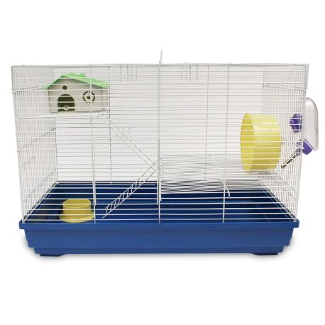 Jaula Tuxon II Para Hamster - Envío Gratis