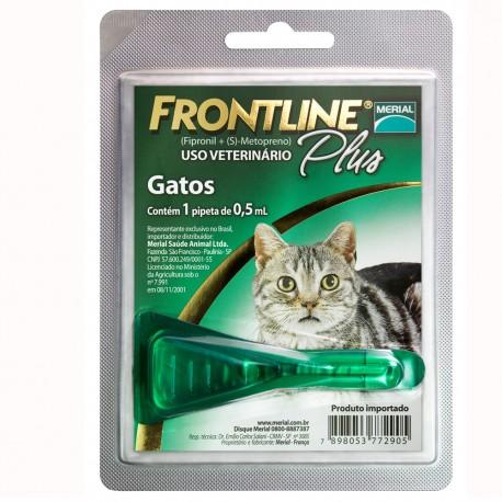 Frontline Plus Gatos - Envío Gratis