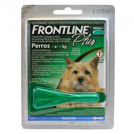 Frontline Plus Perros - Envío Gratis