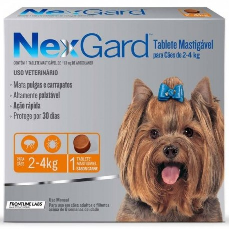 Nexgard - Envío Gratis