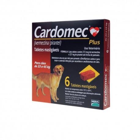Cardomec Plus Perros - Envío Gratis