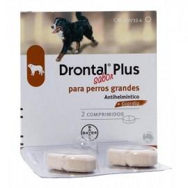 Drontal Plus Perros Grandes - Envío Gratis