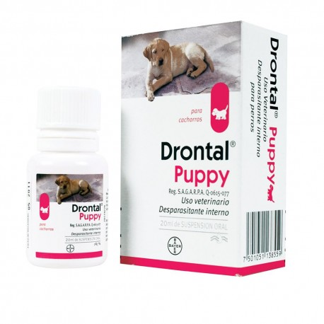 Drontal Puppy - Envío Gratis