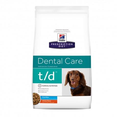 Dental t/d Small Bites - Envío Gratis