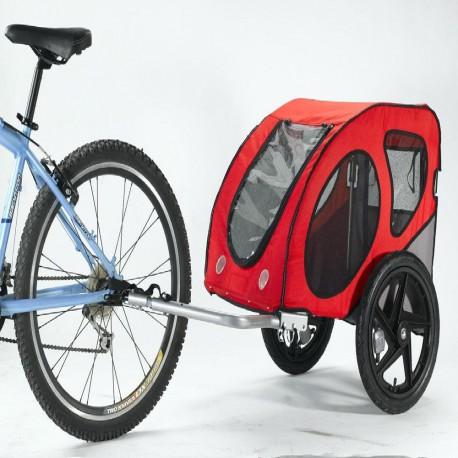 Remolque Kasko Bicycle Pet Trailer - Envío Gratis
